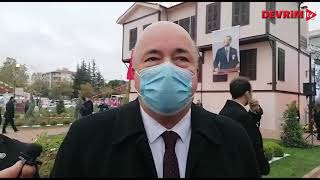 CHP TEKİRDAĞ İL BAŞKANI ŞENER SAYGILI AÇ...