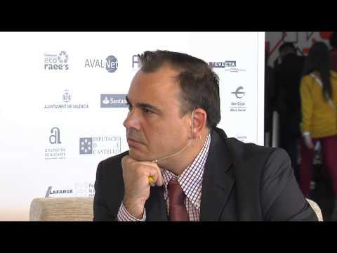 Entrevista a Vicente Pallardó en el #DPECV2014