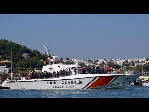 """Τουρκία: Αισιόδοξη για το """"ξεπάγωμα"""" των κονδυλίων για τους μετανάστες η Μονγκερίνι"""