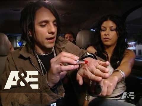 Criss Angel Mindfreak: Lipstick in Palm   A&E