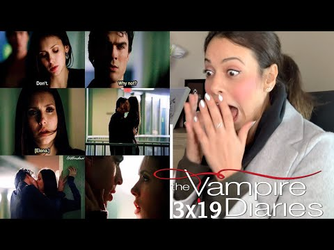 The Vampire Diaries - S03E19|''Heart of Darkness''♡First time Reaction&Review♡SoFieReacts