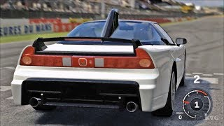 Forza Motorsport 3 - Honda NSX-R GT 2005 - Test Drive Gameplay (HD) [1080p60FPS]------------------------------------------Game Information:Forza Motorsport 3 is a racing video game developed for Xbox 360 by Turn 10 Studios. It was released in October 2009. It is the sequel to Forza Motorsport 2 and the third installment in the Forza series. The game includes more than 400 customizable cars (more than 500 cars in the Ultimate Collection version) from 50 manufacturers and more than 100 race track variations with the ability to race up to eight cars on track at a time. These cars vary from production cars to race cars such as those from the American Le Mans Series.__________________________________________