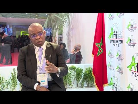 José Didier TONATO, ministre du développement durable, Bénin