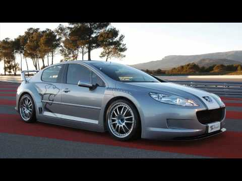 Peugeot 407 Coupe Tuning  photos