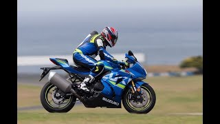 7. 2018 Suzuki GSX-R 1000 ABS Top Speed Review