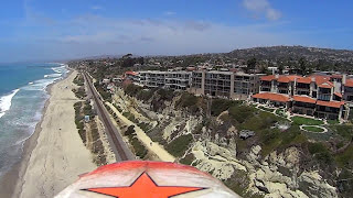 San Clemente (CA) United States  City pictures : Calafia State Park Aerial Footage - San Clemente California