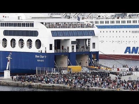 Ελλάδα: Χρηματοδοτική «ανάσα» από την Ε.Ε για την κρίση των μεταναστών