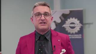 Intervista a Luca Crosetto, assemblea ARPROMA 2018