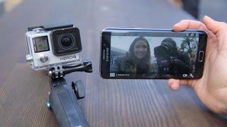 Transmite video en vivo desde una GoPro