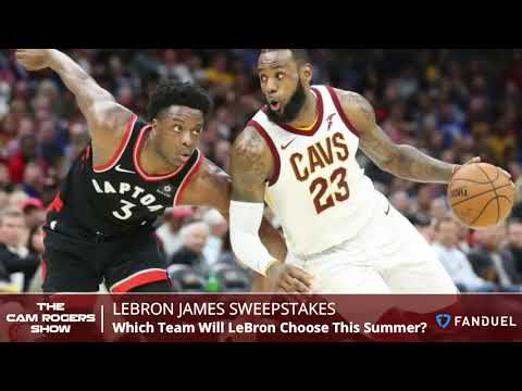 LeBron James Free Agency: 5 NBA Teams That Could Sign Him In 2018
