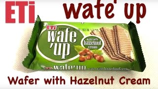 Snackinworld review on a snack by the brand ETi which is called the Wafe' up Buy Twix Cookie bar candy - https://goo.gl/qJfTem Buy Twix Coconut Flavour Limit...