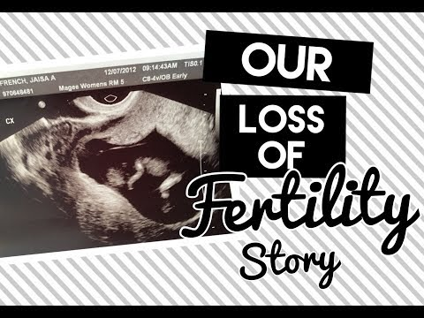 Our Story Of Miscarriage and Loss Of Fertility| Cesarean Ectopic/ Implantation Pregnancy
