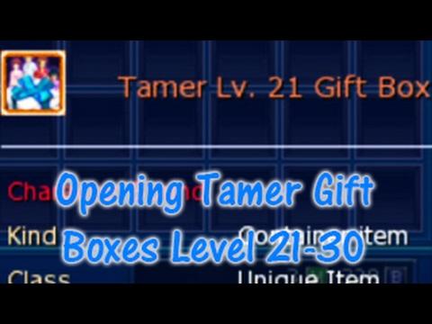 Digimon masters online walkthrough opening tamer gift boxes digimon masters online walkthrough opening tamer gift boxes level 21 30 by kascayyde game video walkthroughs negle Images
