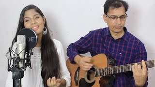 Video Mere Mehboob Kayamat Hogi - Acoustic Cover by Priya Nandini & her dad Lekh Raj MP3, 3GP, MP4, WEBM, AVI, FLV Agustus 2018
