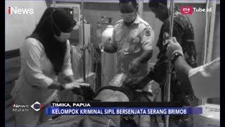 Video Kelompok Kriminal Papua Serang Anggota Brimob Nemangkawi, 1 Personil Tewas - iNews Malam 20/03 MP3, 3GP, MP4, WEBM, AVI, FLV Maret 2019
