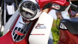 3. Details Honda Super Cub C125 2019 | New 2019 Super Cub C125 ABS SmartKey