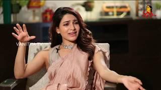 గ్లిసరిన్ లేకుండా ఏడ్చాను : Samantha Exclusive Interview