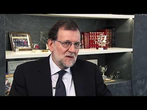 """Mariano Rajoy: """"Miguel Ángel Blanco, memoria, verdad, homenaje, paz y libertad"""""""