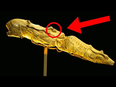 10 Mysterious Artifacts Scientists Can't Explain