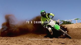 Kawasaki KX250F 2017 - Video Dalla Rete