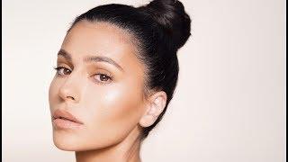 ALL NUDE MAKEUP TUTORIAL + HOW TO GET FLAWLESS SKIN    Teni Panosian by Teni Panosian