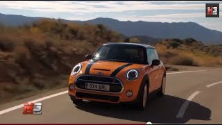 NEW MINI 2014 - TEST DRIVE PREVIEW