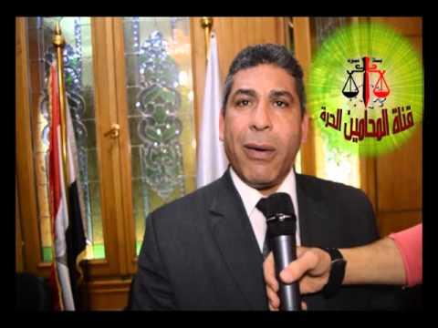 مهنا : لجنة الفكر شمعة المحامين نحو القانون