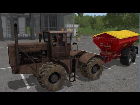 Old tractor diesel v1.0