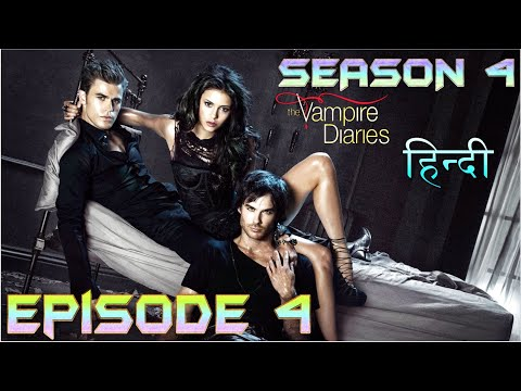 The Vampire Diaries Season 4 Episode 4 Explained Hindi  वैम्पायर डायरीज  BROTHERHOOD OF 5 & KLAUS