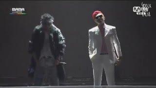 Download Lagu [VIETSUB] Zico x Rap Monster | Tough Cookie vs. RM MAMA 2014 Mp3