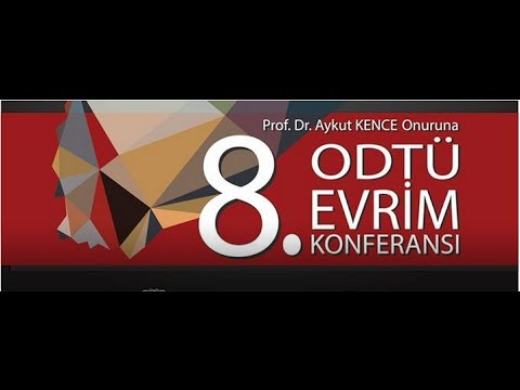 8. ODTÜ Evrim Konferansı Tanıtım Videosu