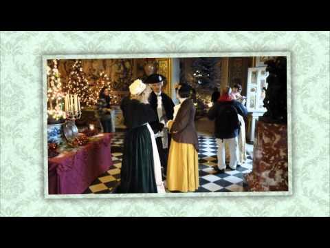 Vaux le Vicomte 2010 Les Costumés de Noël