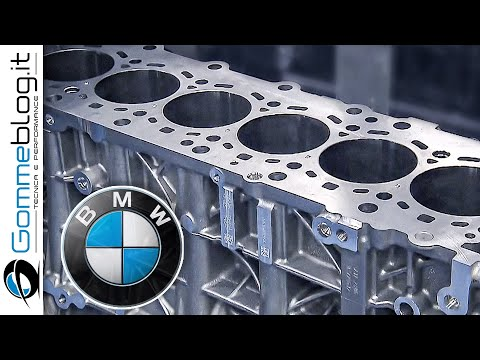2020 BMW Engine - PRODUCTION
