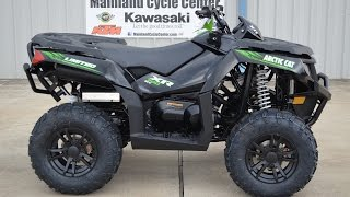 2. SALE $8,799:  2015 Arctic Cat XR 700 LTD Limited Black Overview and Review