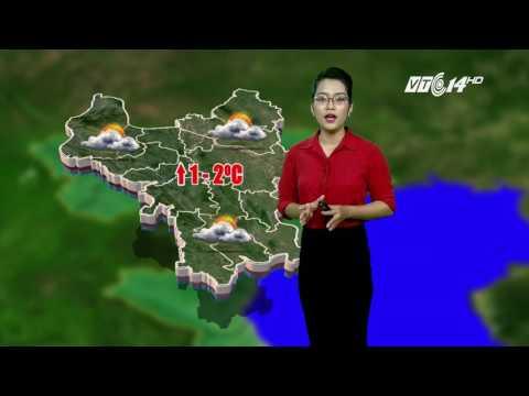 (VTC14)_ Thời tiết Hà Nội ngày 23.05.2017