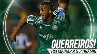 Após a partida, Victor Hugo deu seu relato comentando o gol e a vitória do Palmeiras sobre o Grêmio por 3 x 2, pelo returno do Brasileirão 2015. ------------...