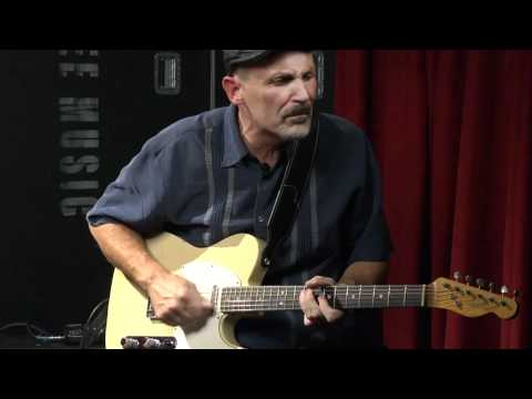 learn blues guitar - Learn more about Michael's Blues Guitar course at: http://bit.ly/zGAfU7 Michael Williams is a Professor at Berklee College of Music, and the author and instr...