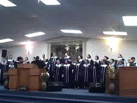 """It's Only A Test"" Apostolic Tabernacle Choir"