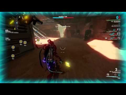 lucread - So, I was just playing Warframe when I got knocked down. No one picked me up so I died. Of course, I didn't want to end it there so I hit a revive, but then ...
