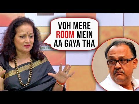 Himani Shivpuri ACCUSES Alok Nath For Sexual Haras