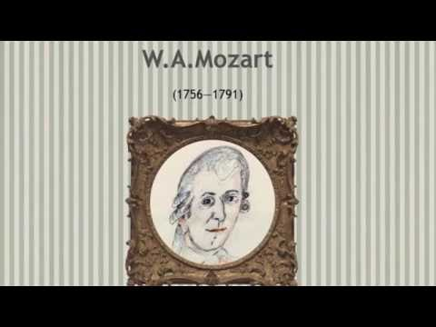 W.A. Mozart - Fantasia K397 for classical guitar