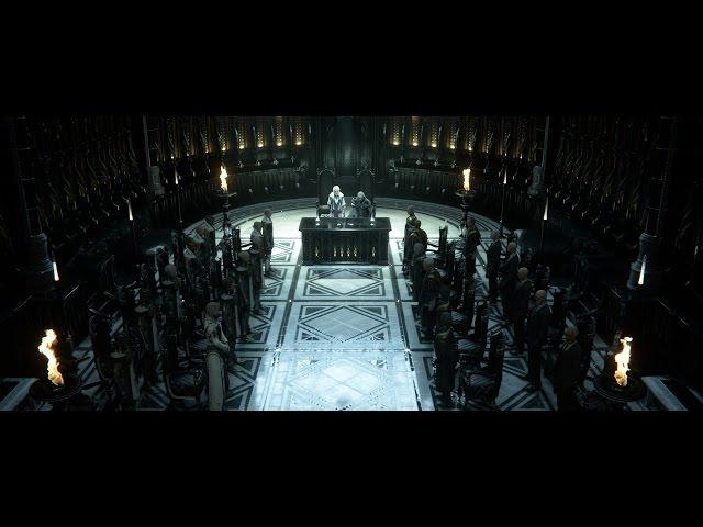 Final Fantasy XV: La Película - Tráiler