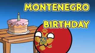 America, Serbia and Russia are invited into Montenegro birthday party. Patreon: https://www.patreon.com/noideaanimation Thank you