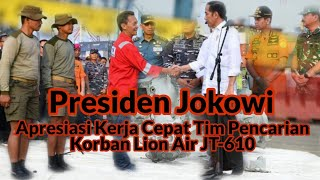Video Peninjauan Posko Terpadu Evakuasi Lion Air JT-610, Jakarta Utara, 2 November 2018 MP3, 3GP, MP4, WEBM, AVI, FLV Januari 2019