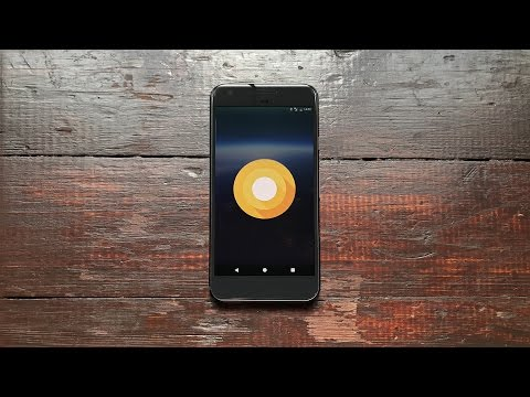 Обзор Android O Developer Preview 1