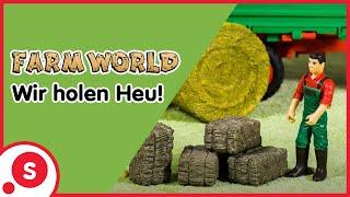 Download Lagu Schleich | Farm World | Wir holen Heu! Mp3