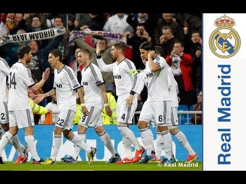 THE MATCH: Dortmund - Real Madrid Champions League semi-finals
