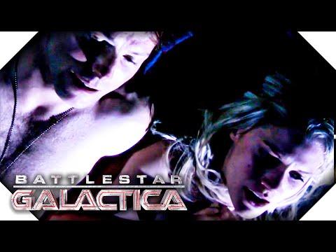 Battlestar Galactica | The Story Behind Kara and Lee in New Caprica