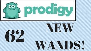 My Game was Lagging!!! New wands in prodigy! Make sure to Subscribe for more!