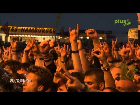 Machine Head - Live At Rock Am Ring (2012)